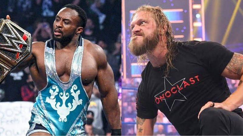 WWE चैंपियन बिग ई Crown Jewel में ड्रू मैकइंटायर के खिलाफ मैच में अपना टाइटल डिफेंड करने जा रहे हैं