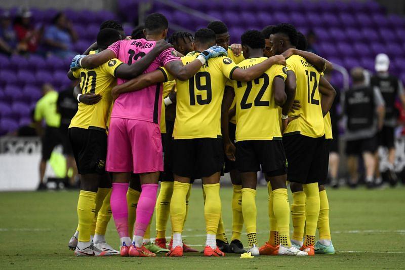 Jamaica will face Honduras in a FIFA World Cup qualifier