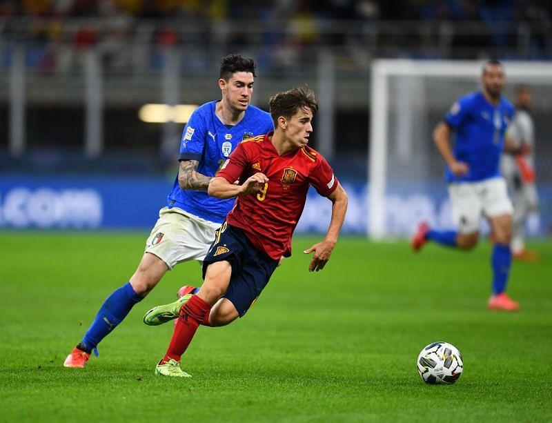 PSG closely follows Barcelona's prodigy, Gavi.