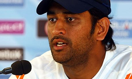 MS Dhoni: On the defensive