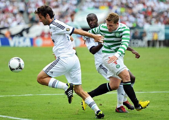 Celtic v Real Madrid