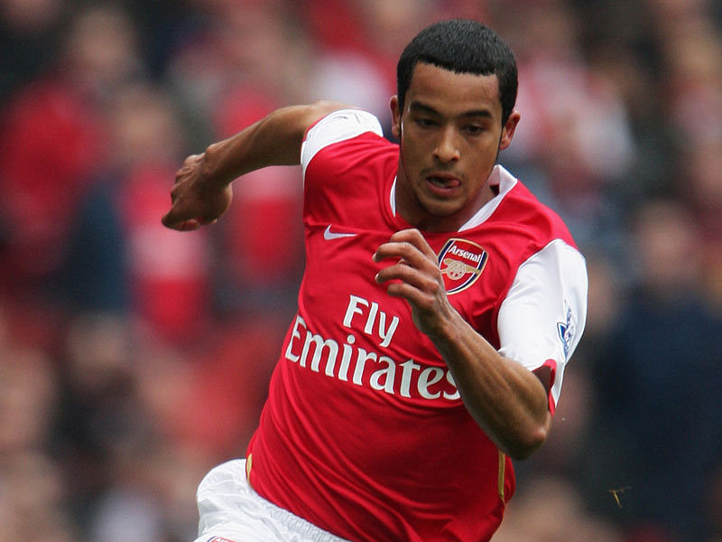 Theo Walcott Profile Picture