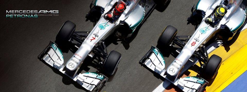 Mercedes F1 AMG