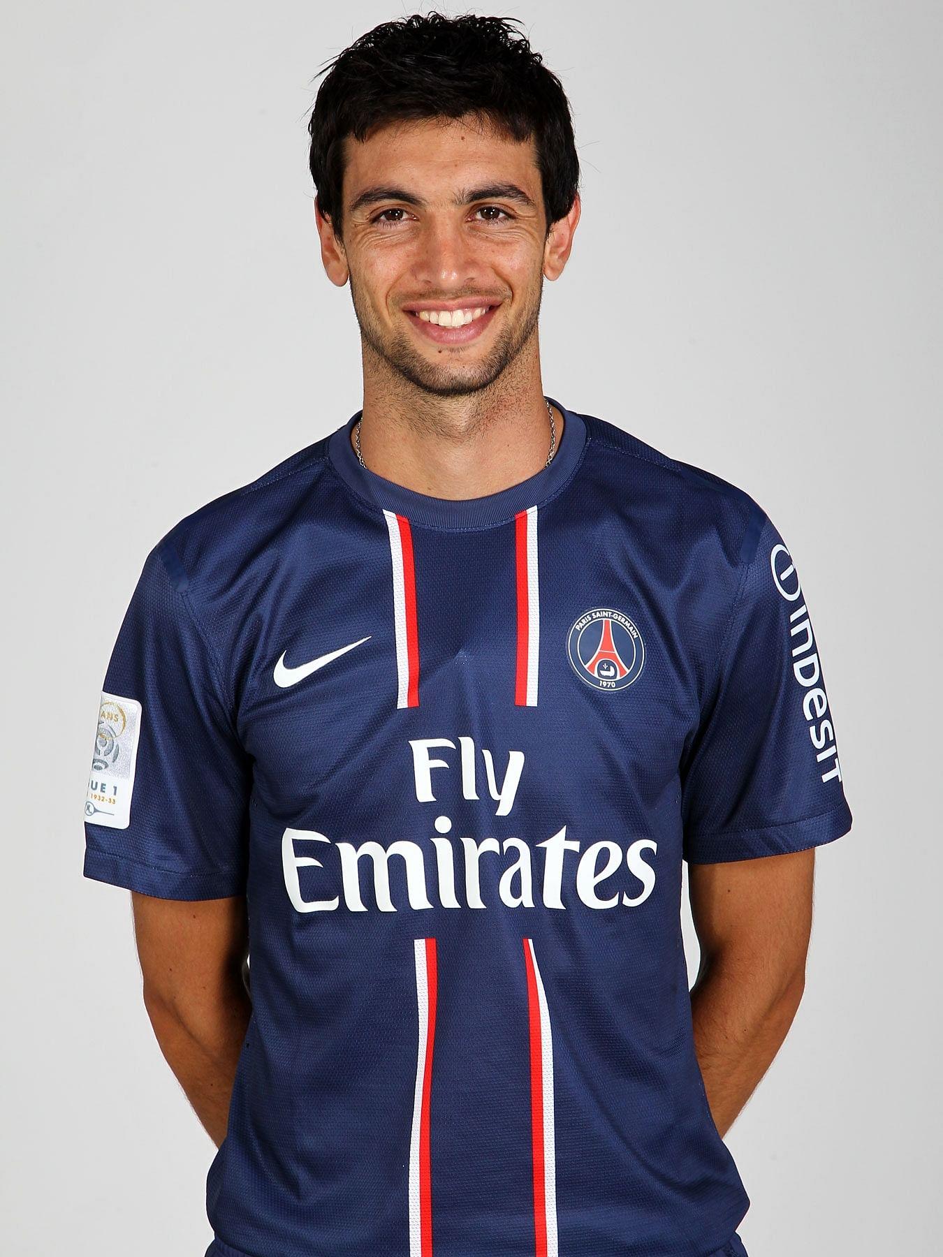 Javier Pastore Profile Picture