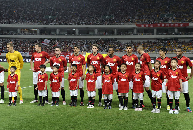 2012 13 Manchester United Fc Lineup The Good And The Bad
