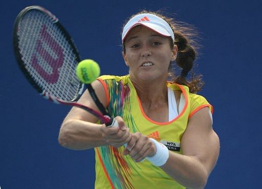 Laura Robson will play in Osaka next week as she bids to enter the world top 50