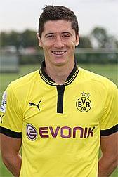 Robert Lewandowski  Profile Picture