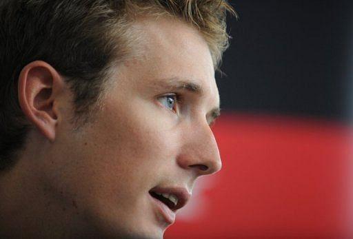 Former Tour de France winner Andy Schleck, pictured in June 2012