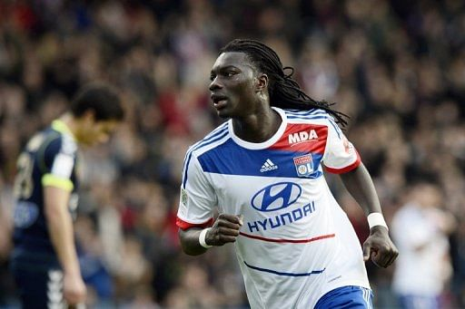 Bafetimbi Gomis hit the clincher with 17 minutes remaining