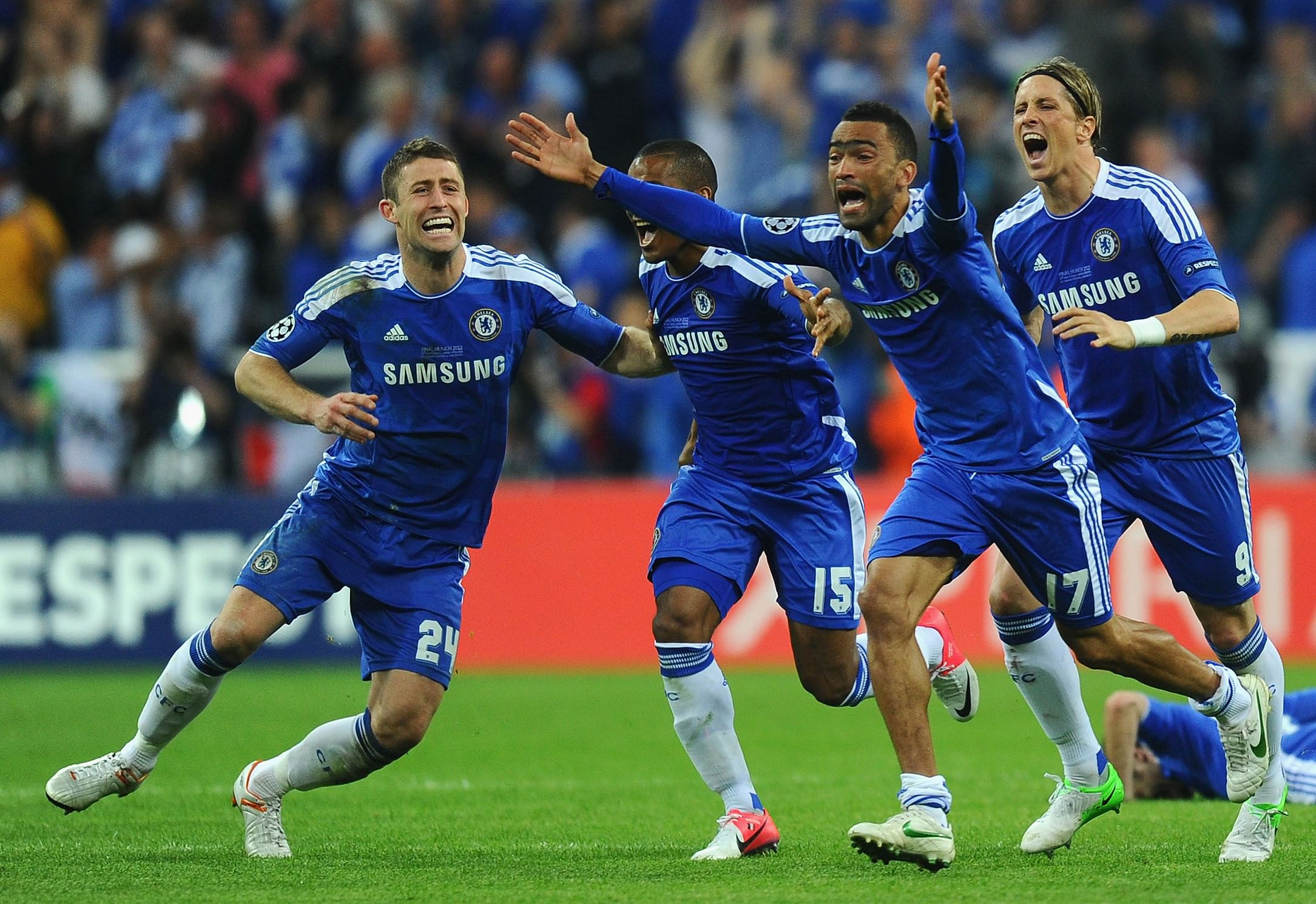 Top 5 matches of the year for Chelsea Football Club