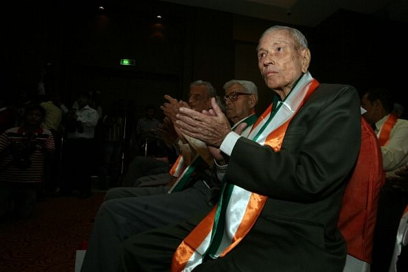 Indian Hockey Legends felicitated