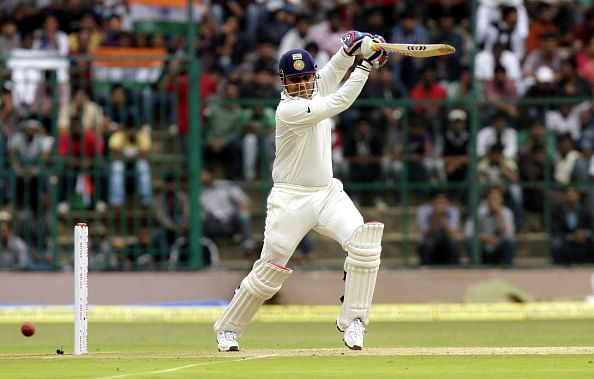 India v New Zealand: 2nd Test - Day Two