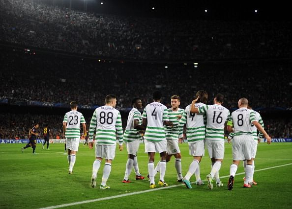 Celtic could throw up a few surprises this season.