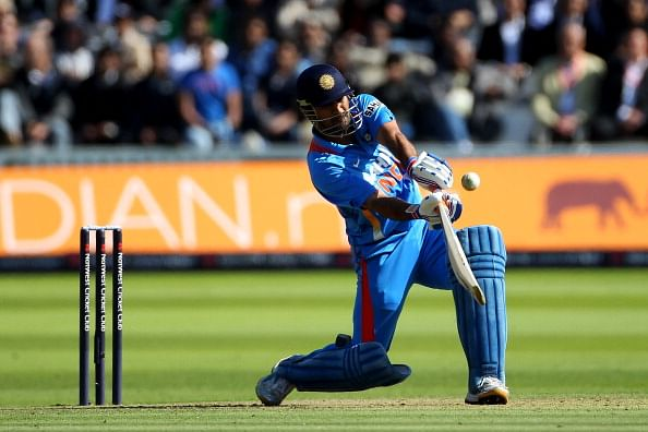 England v India - 4th Natwest One Day International Series