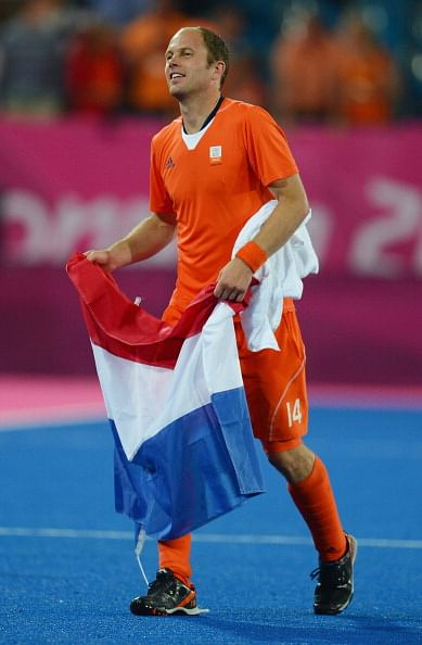 Teun de Nooijer will be the key player for UP Wizards (FILE PHOTO)