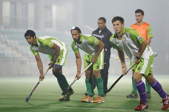 Hockey India League Practice Session