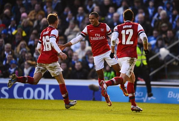 Brighton & Hove Albion v Arsenal - FA Cup Fourth Round