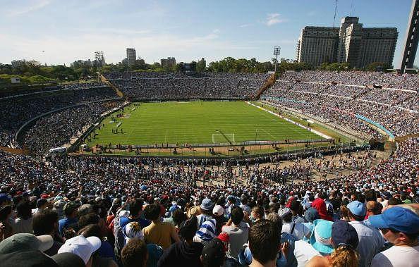 FIFA 2006 World Cup Playoff: Uruguay v Australia