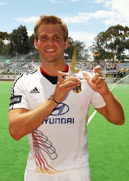Moritz Fuerste - Ranchi's marquee player