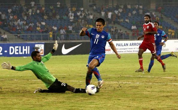 Nehru Cup match
