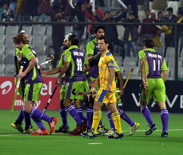 Hockey India League 2013