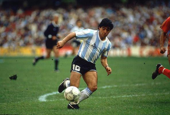 Argentina Diego Maradona, 1986 World Cup