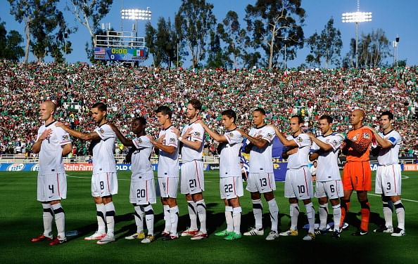 CONCACAF Championship - United States v Mexico