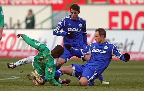 SpVgg Greuther Fuerth v VfL Wolfsburg - Bundesliga