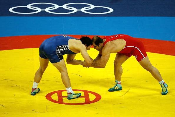 Satire Wrestling Not An Olympic Sport Inside Story