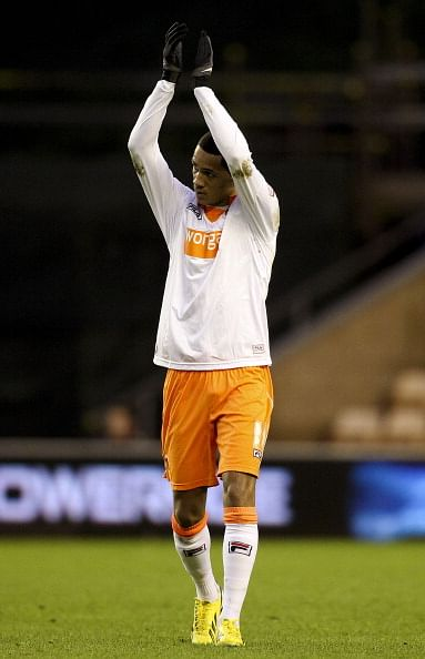 Wolverhampton Wanderers v Blackpool - npower Championship