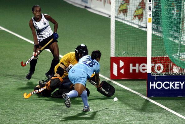 Hockey World League Round 2 Women: India V Fiji