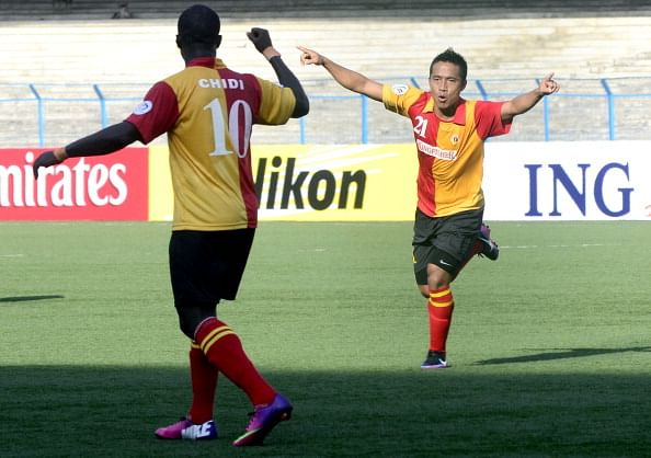 AFC Football Cup Group H: East Bengal V Selangor FC