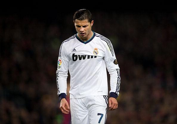 Ronaldo - not happy at Madrid?