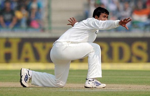 Indian cricketer Pragyan Ojha appeals su