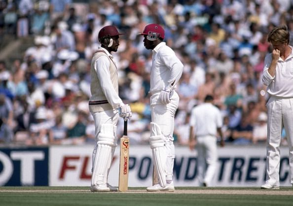 Greenidge and Haynes – Gods who opened for the team of gods