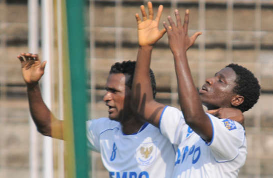 Dempo have missed Ranti Martins