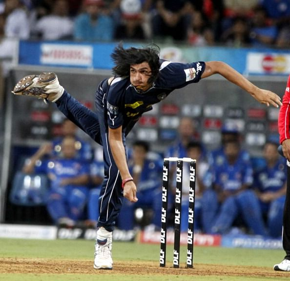 IPL 4:League Match Between Mumbai Indians VS Deccan Chargers