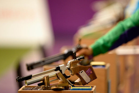 ISSF Shooting World Cup