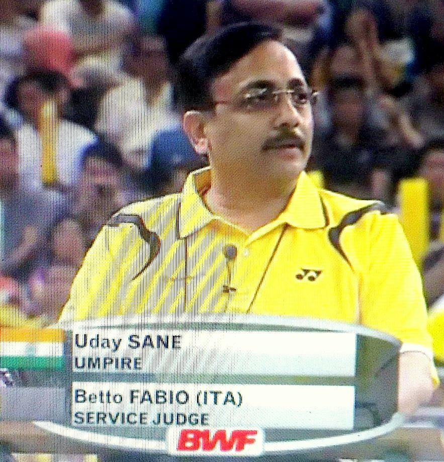 Mr. Uday Sane, Organising Secretary, MBL.