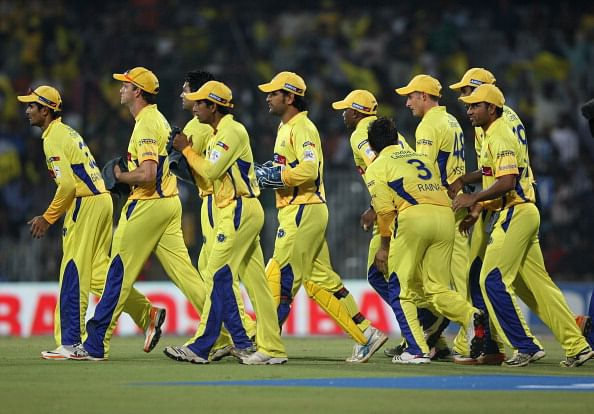 CSK are one of the most successful teams in the IPL. But they haven