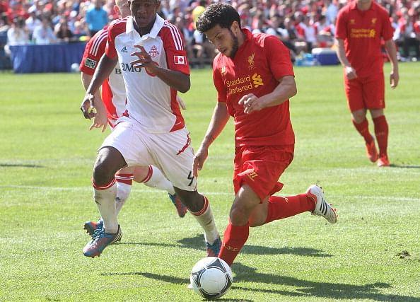 Liverpool v Toronto FC