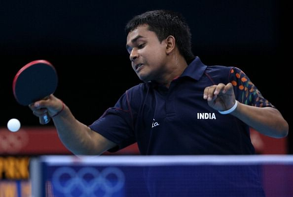 Olympics Day 2 - Table Tennis