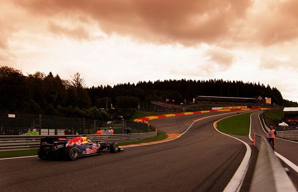 best formula 1 tracks