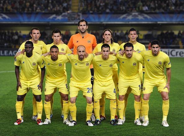 Villarreal CF v Manchester City FC - UEFA Champions League