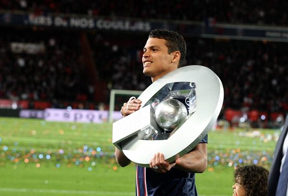 Thiago Silva played a massive part in PSG