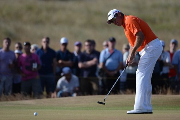 The British Open: Tiger Woods and Lee Westwood set up a ...