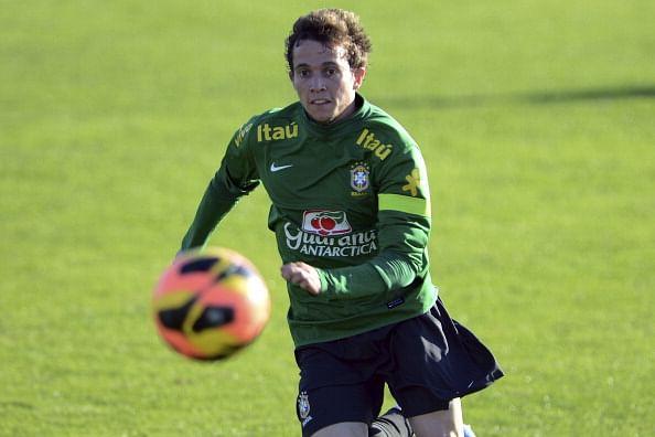 Brazil Training Session
