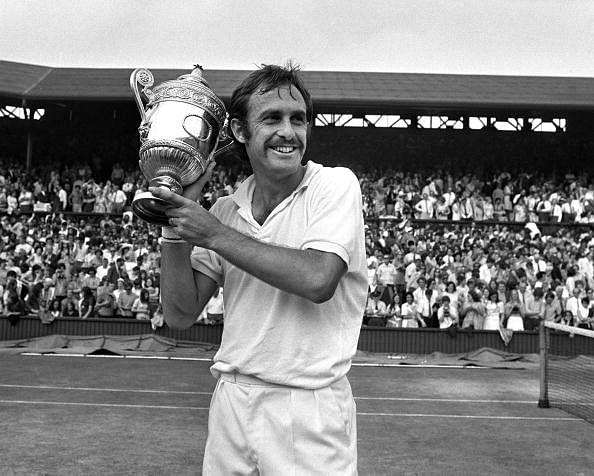 Sport, Tennis, All England Lawn Tennis Championships, Wimbledon, England, 3rd July 1971, Mens Singles Final, Defending Champion, Australia