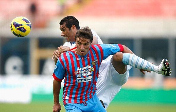 Calcio Catania v S.S. Lazio - Serie A