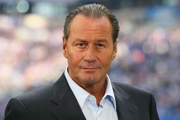 Current PAOK coach Huub Stevens